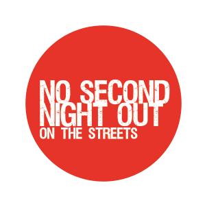 No second night out logo