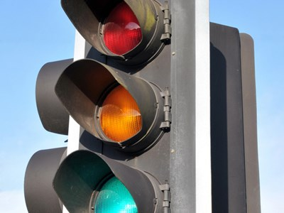 Traffic signal investment set for green light