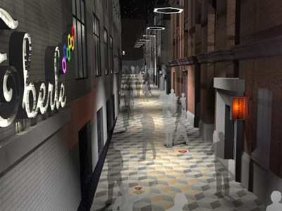 Makeover begins for Liverpool's LGBT Quarter