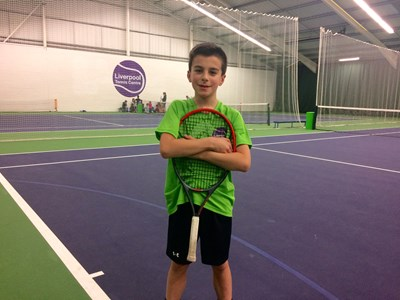 Liverpool Tennis Centre Player of the Month