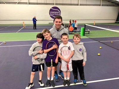 North West Mini Tennis Challenge a success