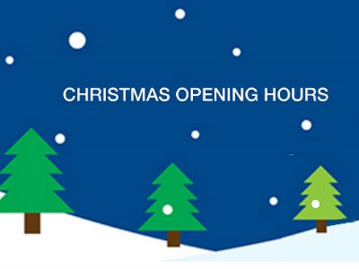 Lifestyles Christmas and New Year opening hours