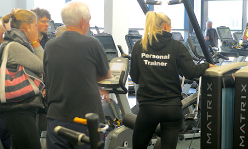 Personal Training at Liverpool Aquatics Centre