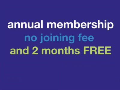 Get 12 months for the price of 10 if you buy our annual membership