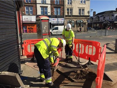 Road revamp under starter's orders