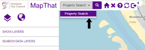 Select Property Search