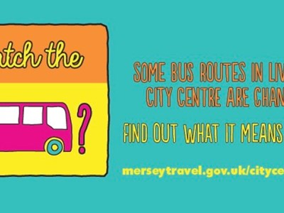 Merseytravel launches bus routes consultation