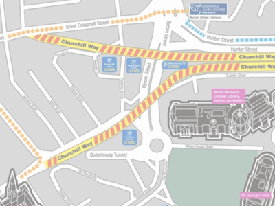 Churchill Way Flyovers Information Sessions