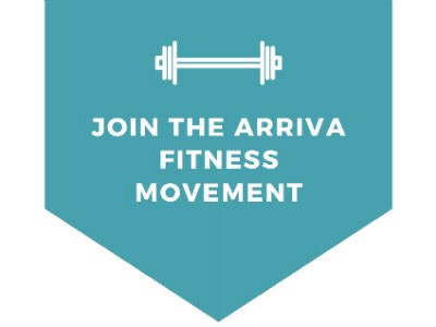 Join the Arriva fitness movement