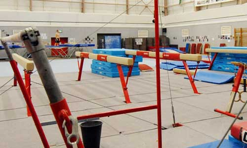 Gymnastics beams